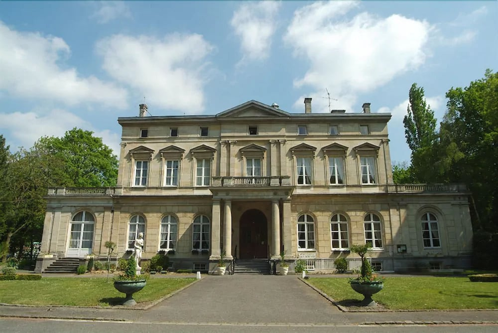 Featured Image, Chateau de La Motte Fénelon