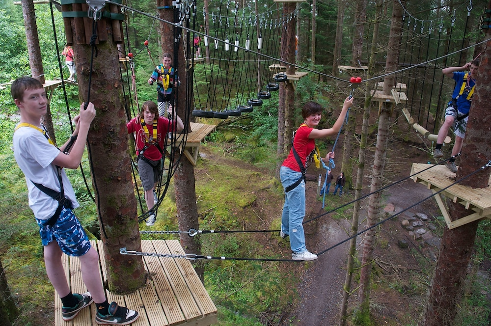 Ropes Course (Team Building), Alexandra Hotel