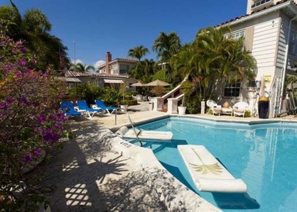 Outdoor Pool, La Casa Del Mar
