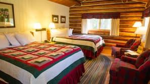 1 makuuhuone, ylelliset vuodevaatteet, untuvapeitot