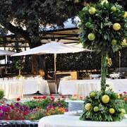 Area per matrimoni all'aperto