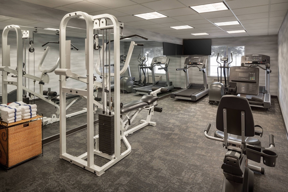 Fitness Facility, Fairfield Inn & Suites by Marriott Napa American Canyon