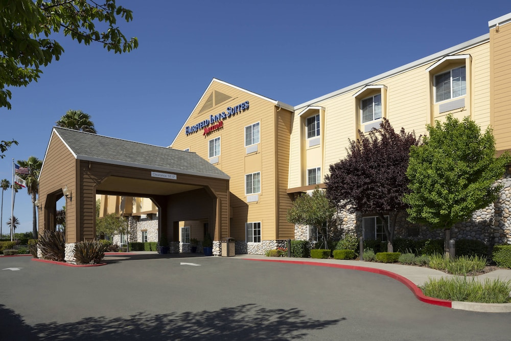 Exterior, Fairfield Inn & Suites by Marriott Napa American Canyon