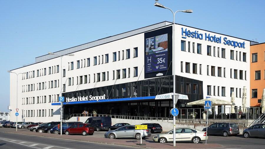 Hestia Hotel Seaport