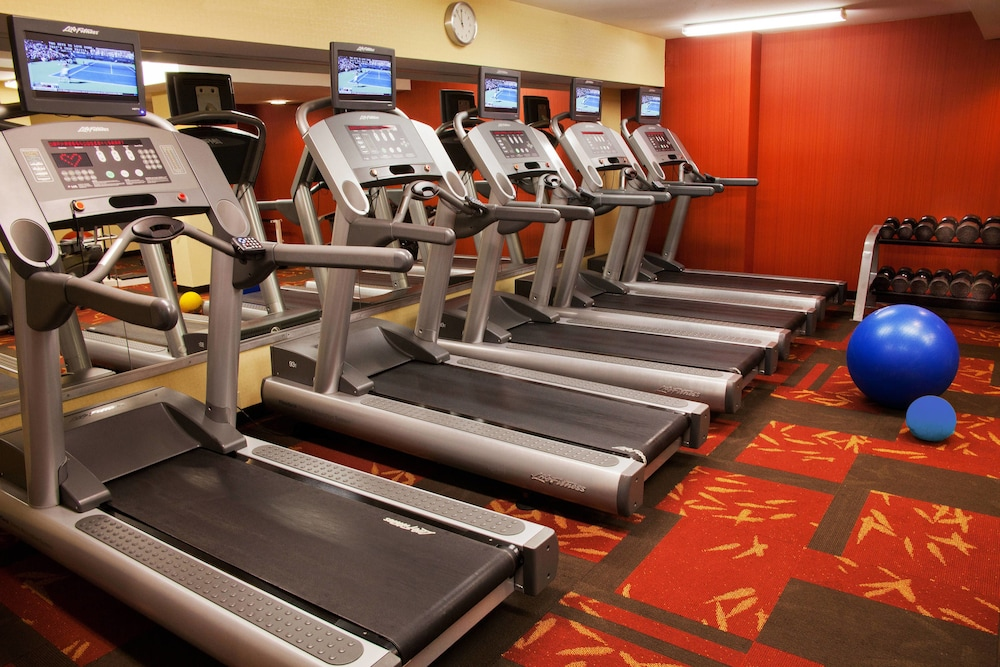 Fitness Facility, Courtyard by Marriott Seattle Bellevue/Downtown