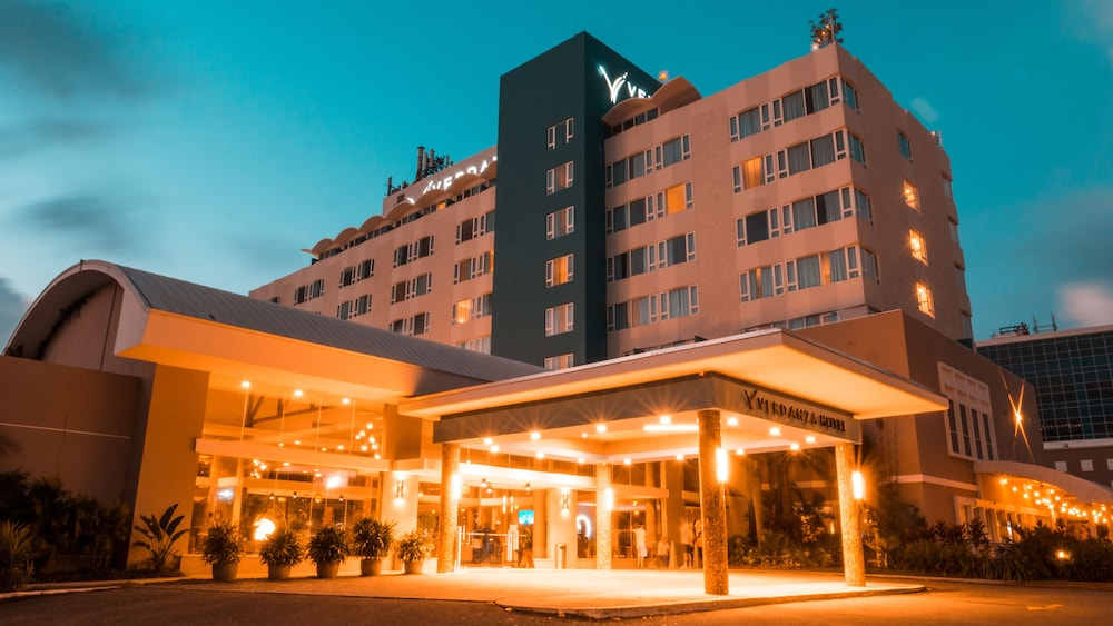 Front of Property - Evening/Night, Verdanza Hotel San Juan