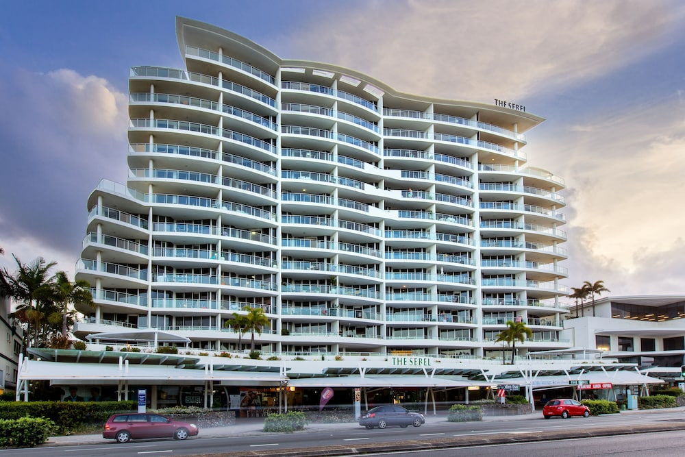 Front of Property, The Sebel Maroochydore