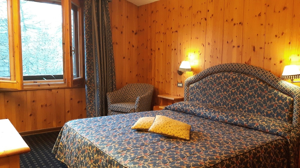 Room, Hotel Chalet Valdotain