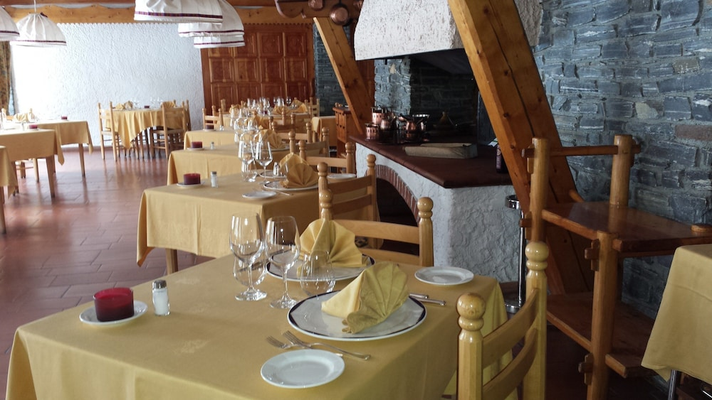 Food Court, Hotel Chalet Valdotain