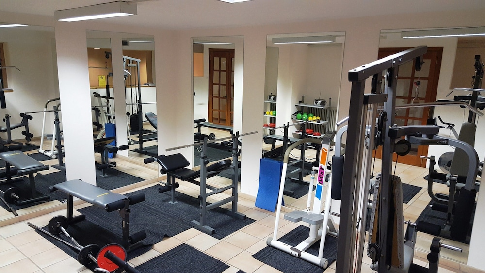 Gym, Hotel Chalet Valdotain