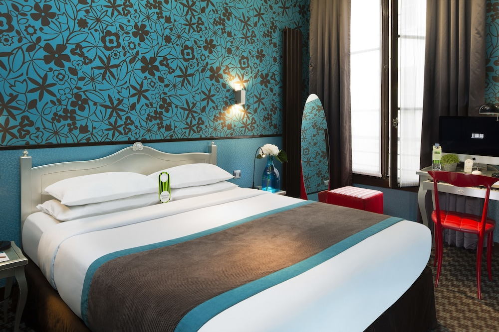 Hotel design sorbonne paris france expedia for Hotel design sorbonne paris 75005