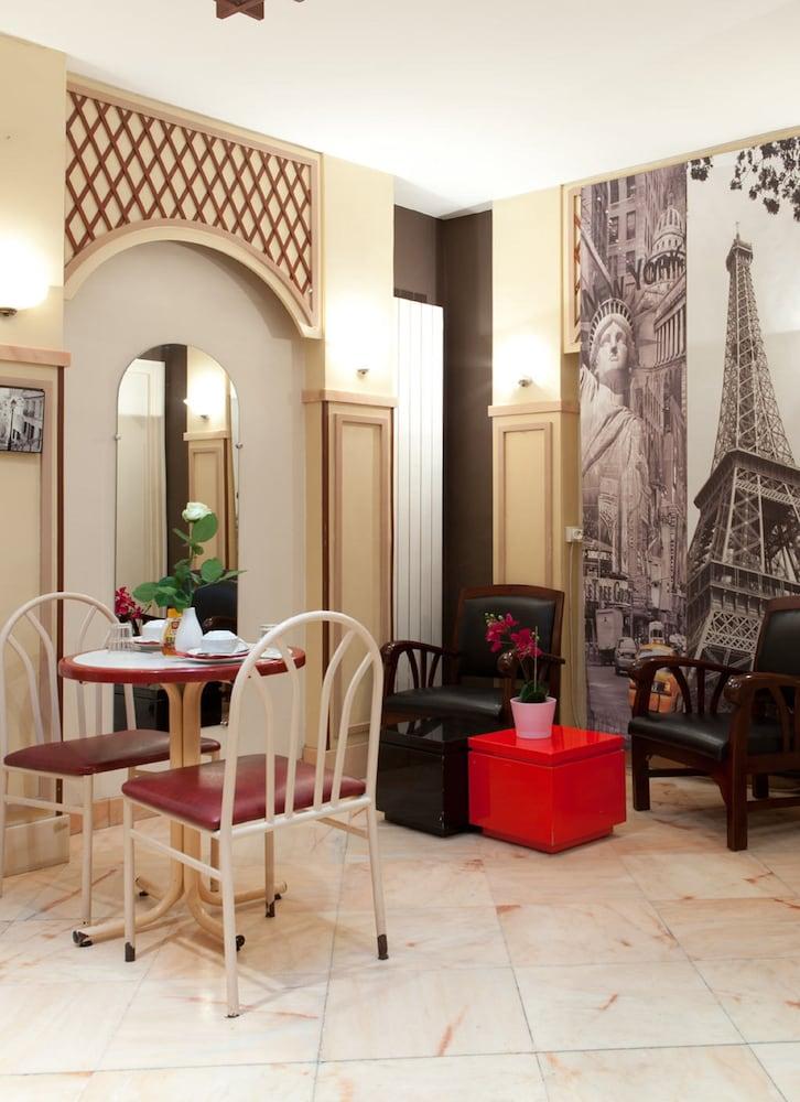 Grand Hotel De Paris In Paris Hotel Rates Reviews On