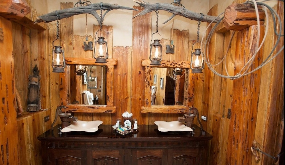 Bathroom Sink, Adobe Grand Villas