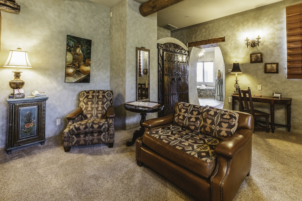 Living Area, Adobe Grand Villas