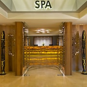 Spa Reception