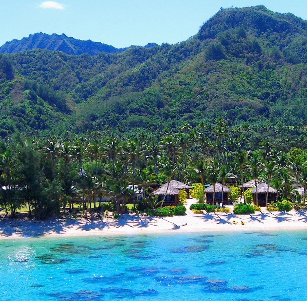Cook Islands Beaches: Rarotonga Beach Bungalows In Rarotonga