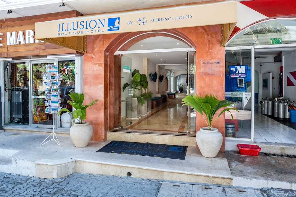 Illusion boutique hotel by xperience hotels adults only for Illusion boutique hotel