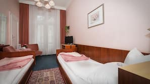 In-room safe, individually decorated, iron/ironing board, free WiFi