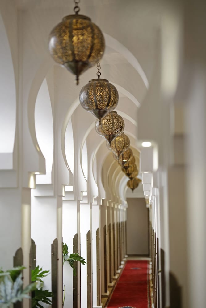 Interior, La Maison Arabe Hotel, Spa and Cooking Workshops