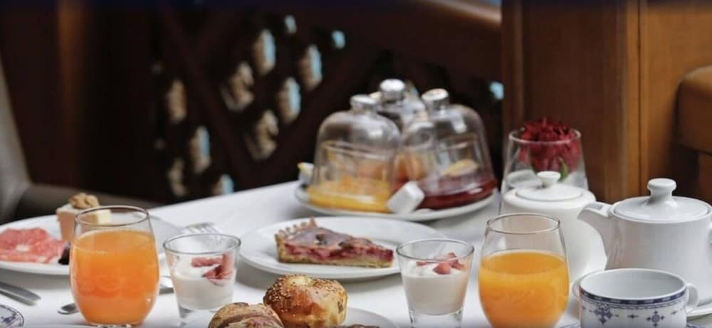 Breakfast Meal, La Maison Arabe Hotel, Spa and Cooking Workshops