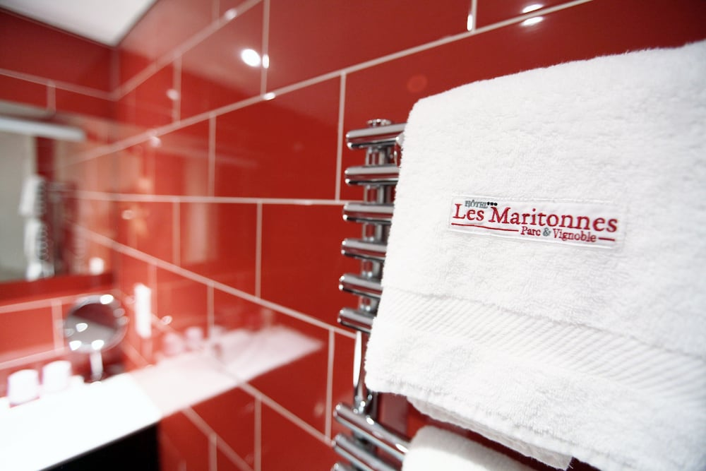 Bathroom Amenities, Les Maritonnes - Parc & Vignoble