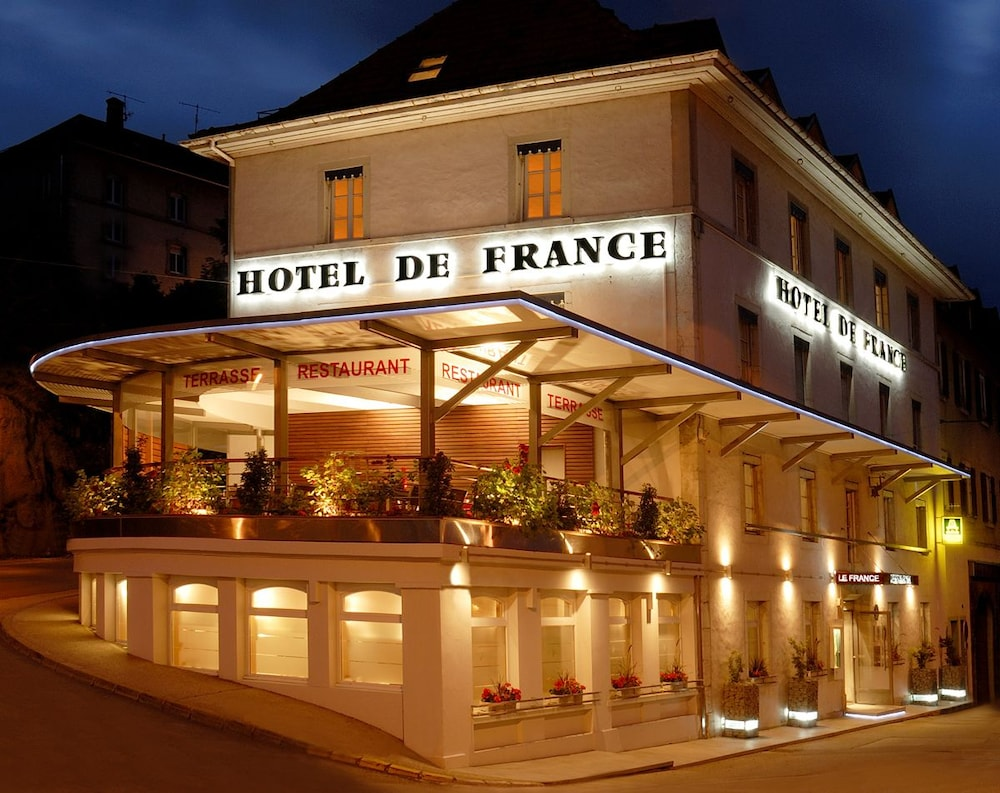 Le france 2017 pictures reviews prices deals for Hotels design en france