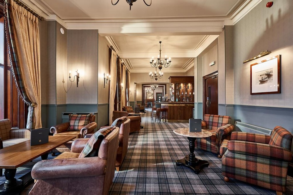 Lounge, Oban Bay Hotel
