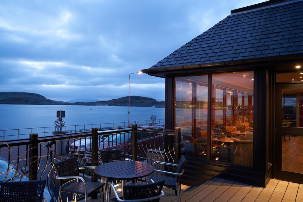 Terrace/Patio, Oban Bay Hotel