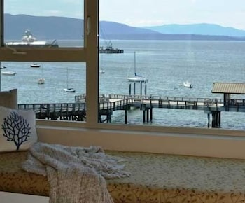 View from Room, Chrysalis Inn & Spa Bellingham, Curio Collection by Hilton