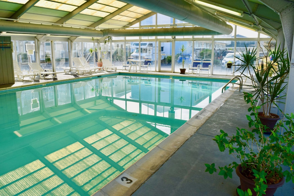Indoor Pool, Ocean High by Capital Vacations
