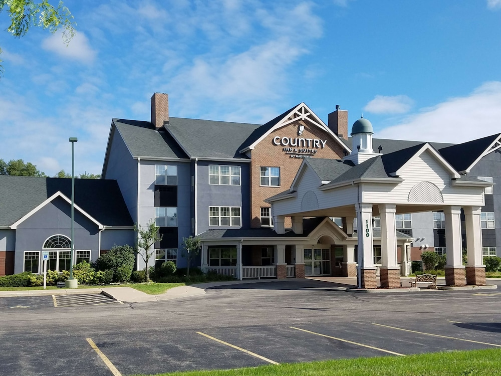 Exterior, Country Inn & Suites by Radisson, Zion, IL
