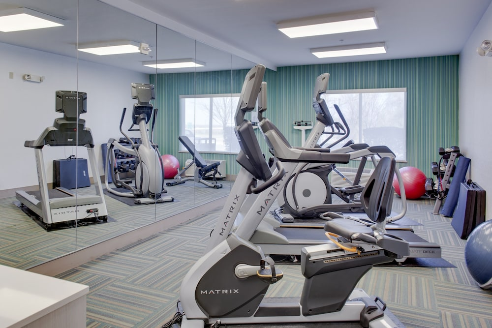 Fitness Facility, Holiday Inn Express & Suites Chickasha, an IHG Hotel