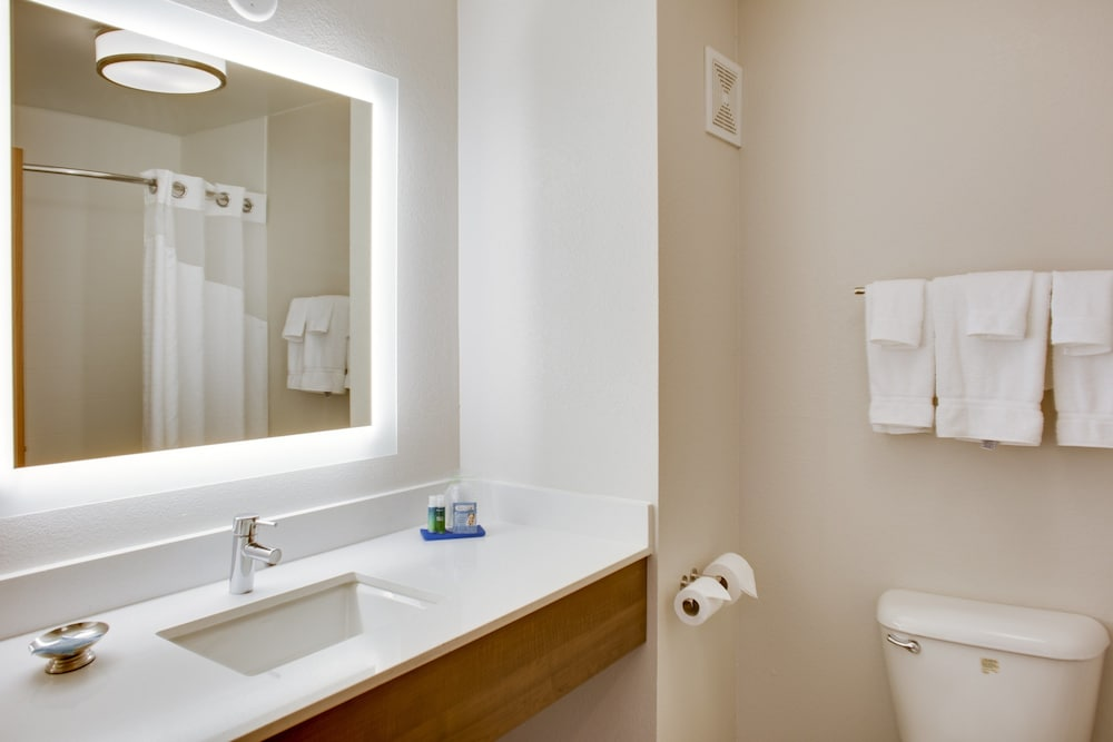 Bathroom, Holiday Inn Express & Suites Chickasha, an IHG Hotel