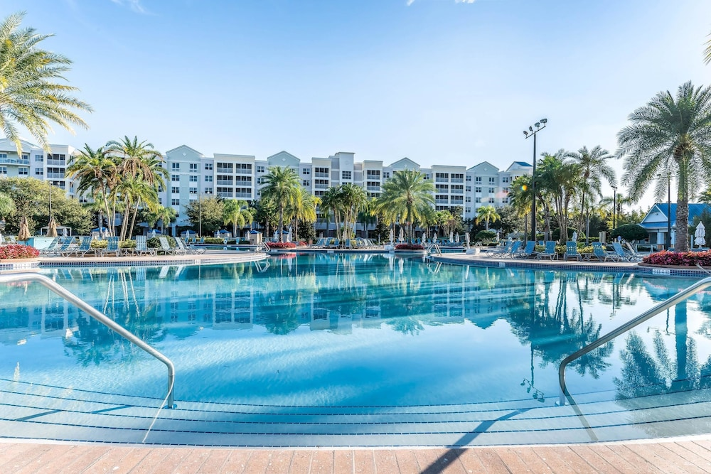 Outdoor Pool, Bluegreen Vacations Fountains, Ascend Resort Collection