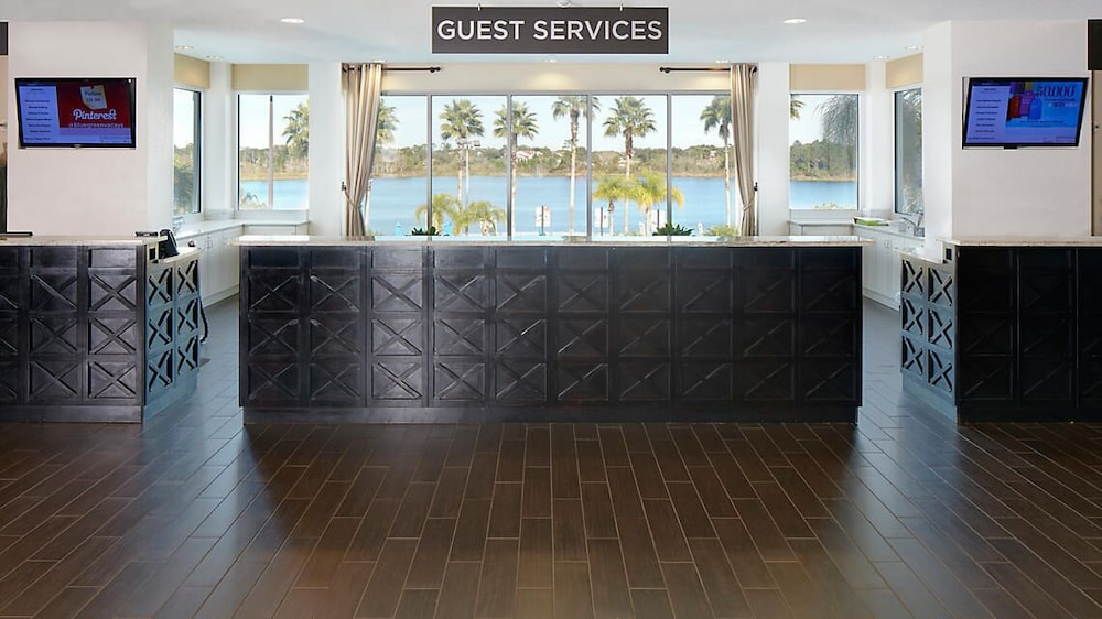 Reception, Bluegreen Vacations Fountains, Ascend Resort Collection