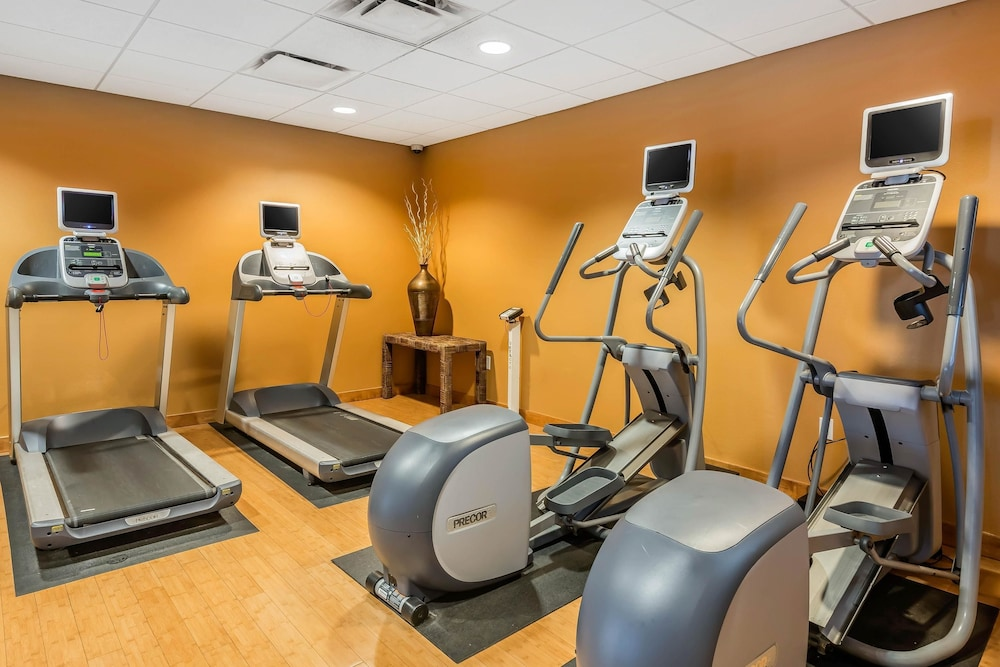 Fitness Facility, Bluegreen Vacations Fountains, Ascend Resort Collection