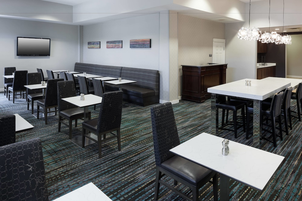 Breakfast Area, Residence Inn by Marriott Fort Worth Cultural District