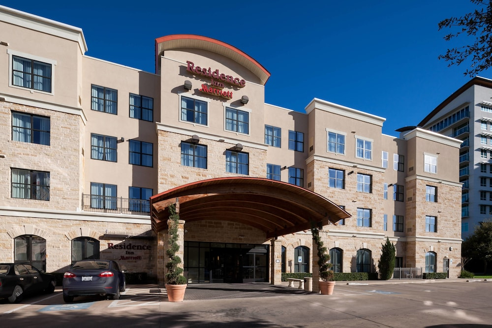 Exterior, Residence Inn by Marriott Fort Worth Cultural District