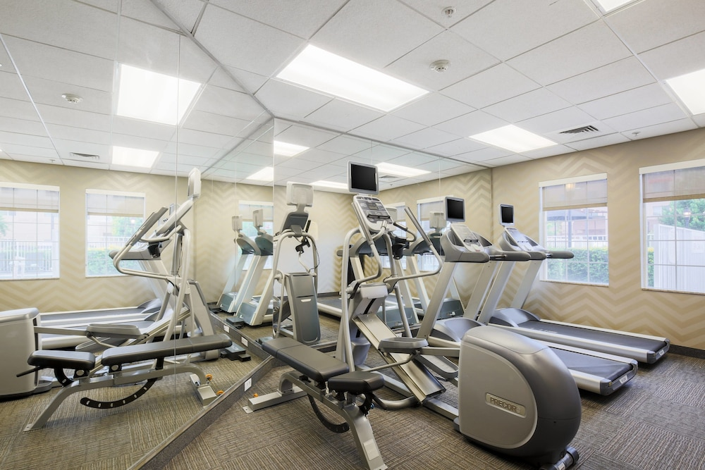 Fitness Facility, Residence Inn by Marriott Chico