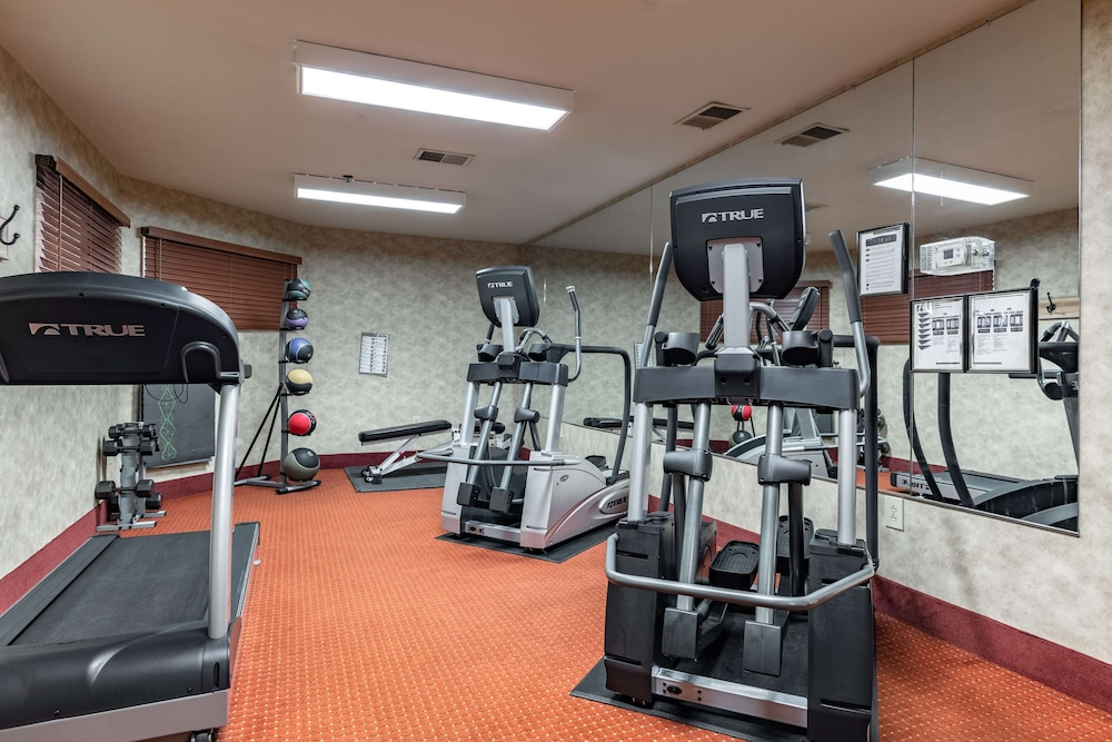 Fitness Facility, Wingate by Wyndham Vienna/Parkersburg