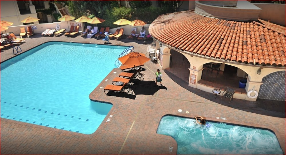 Outdoor Pool, El Portal Sedona Hotel