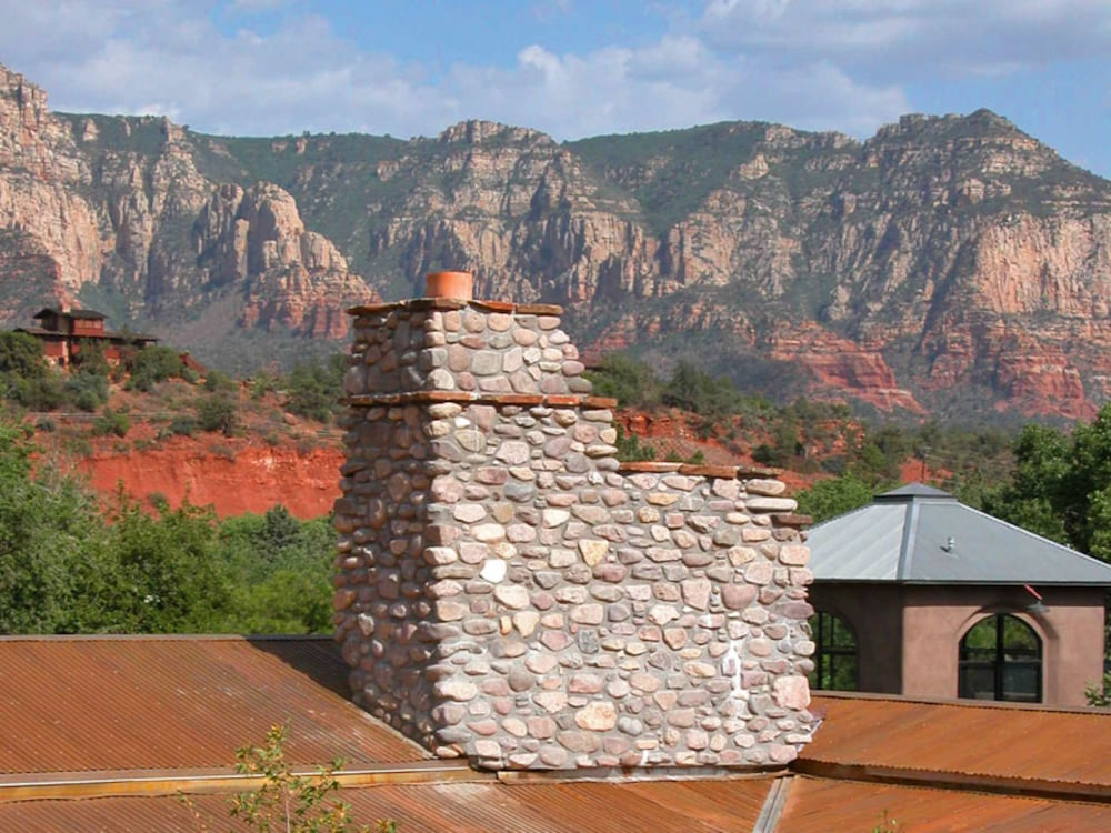 View from Property, El Portal Sedona Hotel