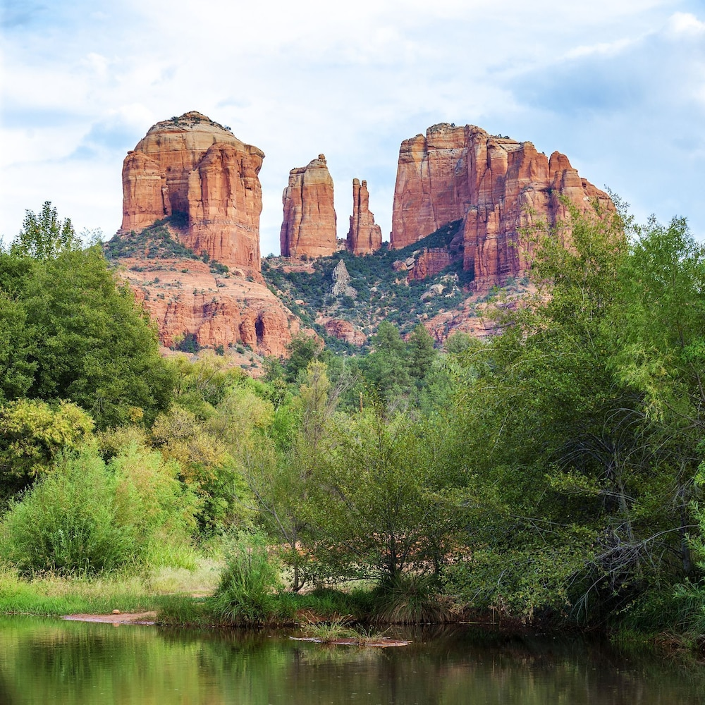 Point of Interest, El Portal Sedona Hotel