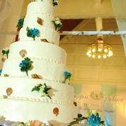 งานแต่งงานในร่ม