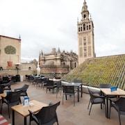 Restauration en plein air