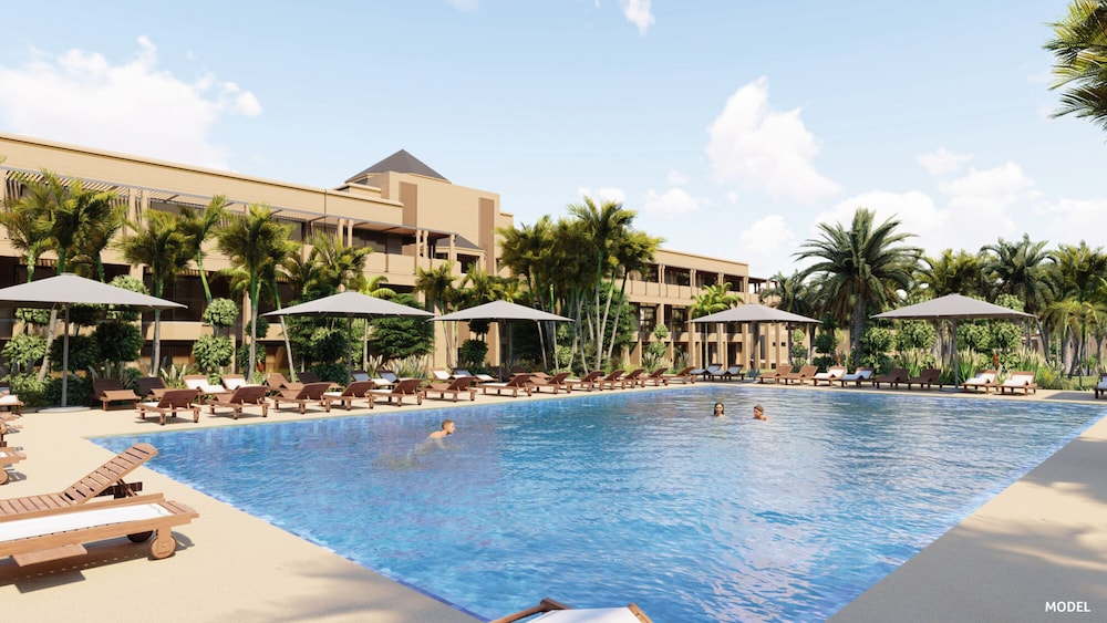 Pool, Riu Tikida Garden - Adults Only - All Inclusive