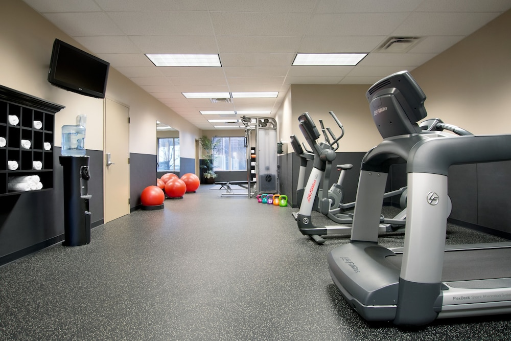Fitness Facility, Harrah's North Kansas City Resort & Casino
