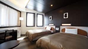 书桌、遮光窗帘、熨斗/熨板、床单