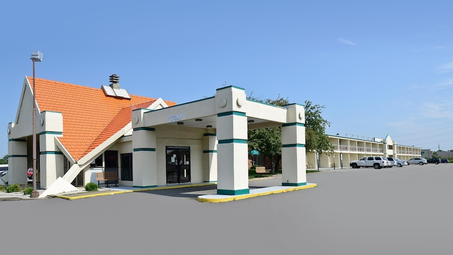 Americas Best Value Inn Phillipsburg