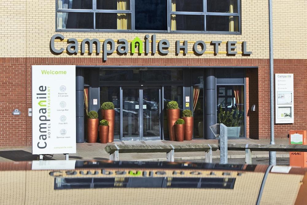 Campanile Hotel Glasgow - SECC: 2019 Room Prices $46, Deals